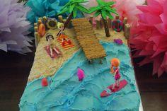 Polly Pocket Birthday Cake; Cakes by Carols Daughter