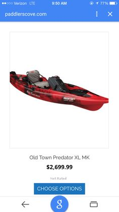 The best fishing boat on the market! Visit our store our website to get one for yourself!