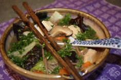 Japanese Style Chicken In A Pot Soup Recipe - Food.com