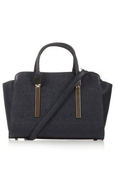 Hinge Plate Holdall - Bags & Purses - Bags & Accessories
