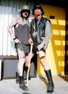 Merle & GG Allin (1993)