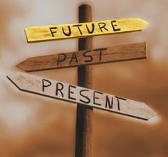 """""""the past was blotted from my memory, the present was tranquil, and the future gilded by bright rays of hope and anticipations of joy.""""    And the future was of the best to come.    http://www.gutenberg.org/files/84/84-h/84-h.htm#chap011"""