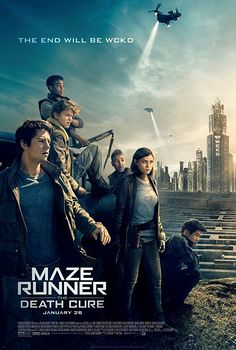 The maze runner - Death cure - 2018