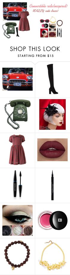 """""""For Scarlett (friend) - Scarlett's ideal wardrobe by me: #265: Convertible ride/inspired!"""" by sarah-m-smith ❤ liked on Polyvore featuring Dolce&Gabbana, MAKE UP FOR EVER, Givenchy, Edward Bess, Sydney Evan, RED Valentino and Yves Saint Laurent"""