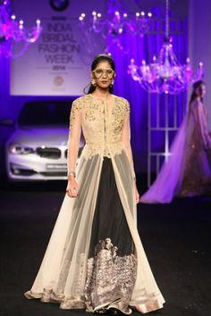 India Bridal Fashion Week 2014   Falguni & Shane Peacock #IBFW2014 #IndianCouture