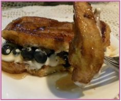 Blueberry and Yogurt Stuffed French Toast | Macaroni Kid Thornton-Northglenn-Brighton-E. Westminster