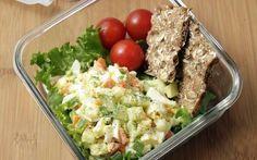 вегетарианский-диетический-салат-с-яйцами
