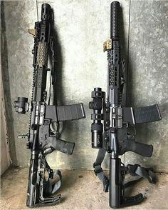 It's a lifestyle. Ar 15 Builds, Ar Pistol, Firearms, Shotguns, Submachine Gun, Military Gear, Assault Rifle, Hush Puppies, Tactical Gear