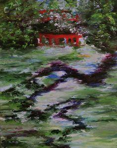 Red Bridge   Jan Raats