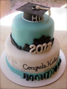 Graduation Cake Ideas for Girls | More Graduation Cakes!!