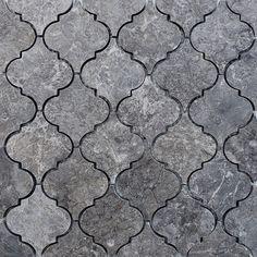Lantern Arabesque Mosaic Tile Dark Grey Marble Whole Arabesque Dolomite Marble Polished wall floor tile kitchen backsplash bathroom wall floor luxury stone Glass Subway Tile Backsplash, Beadboard Backsplash, Herringbone Backsplash, Kitchen Tile, Easy Backsplash, Rustic Backsplash, Wall Tile, Kitchen Flooring, Lantern Tile