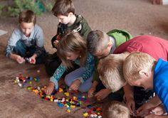 Lego iron on t-shirt printable & Lego Birthday Party Game Ideas