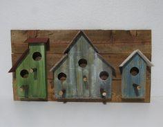 Aprendiendo De todo un poco - DIY casitas nido para pájaros - De todo un poco