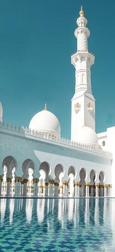 Islamic Wallpaper Iphone, Quran Wallpaper, Mecca Wallpaper, Islamic Quotes Wallpaper, Mosque Architecture, Mekkah, Beautiful Mosques, Beautiful Places To Travel, Islamic Pictures