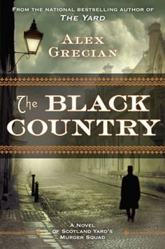 Help your dad travel back in time, to the British Highlands, with THE BLACK COUNTRY by Alex Grecian.