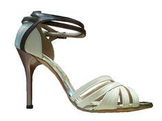 SOY PORTEÑO- 91 Manteca :: $189.99 www.argentinatangoshoes.com/women #argentina #tango #dance #shoes #women