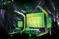 Microsoft's huge press briefing event for E3 at the Galen Center in LA wowed both the live audience and the broadcast audience. Zed Ink Productions