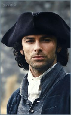 """The young man was tall and thin and big-boned, with a scar on his cheek. (…) An unusual face with its strongly set cheekbones, large mouth and large strong white teeth. Poldark 2015, Demelza Poldark, Poldark Series, Ross Poldark, Bbc Poldark, Will Turner, Aiden Turner, Peaky Blinders, Outlander"