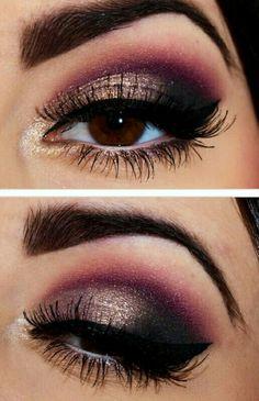 Eyes-Brown-Purple-Smokey-Rozaap