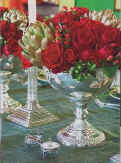 VICTORIAN HOMES Magazine – Mitchell Crosby produces a Victorian Christmas Luncheon at the Governor William Aiken House (10 pages) « JMC Charleston