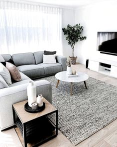 25 Gorgeous Living Room Color Schemes to Make Your Room Cozy - Delight living r. - 25 Gorgeous Living Room Color Schemes to Make Your Room Cozy – Delight living room color ideas g - Beautiful Living Rooms, Cozy Living Rooms, Living Room Grey, Home Living Room, Interior Design Living Room, Design Bedroom, Barn Living, Country Living, Interior Livingroom