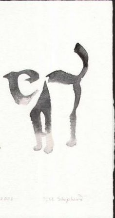 #Cat tattoo, spells cat http://tattoo-ideas.us
