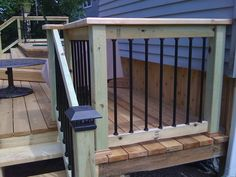 Hello, For the next few posts we are going to talk about different railing and baluster products and ideas. For alot of our railing projects we use Deckorators balusters. Usually the…