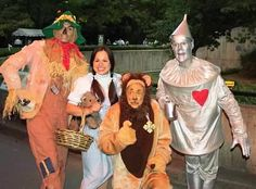 We never tire of the Wizard of Oz!  Always a treat for all ages!