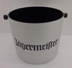 Jaegermeister Ice Bucket Wine Champagne Liquor Beer