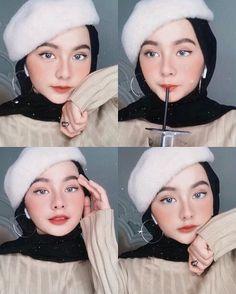 Modern Hijab Fashion, Arab Fashion, Hijab Fashion Inspiration, Muslim Fashion, Look Fashion, Hijab Style, Hijab Chic, Hijabi Girl, Girl Hijab