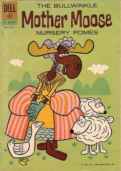 Mother Moose Nursery Pomes, 1962 by froggyboggler, via Flickr