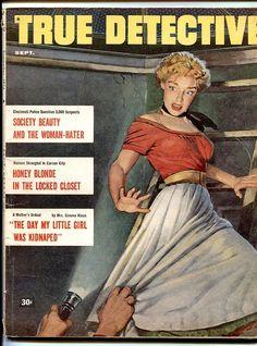 True Detective, September 1956