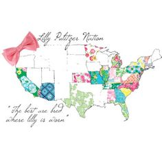 Lilly Pulitzer Nation...too bad for Washington