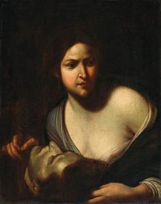 Francesco Furini (Florence 1603–1646) Judith with the Head of Holofernes, oil on canvas, 73 x 58 cm, framed  We are grateful to Sandro Bellesi for confirming the attribution on the basis of a digital photograph.  Esperto: Mark MacDonnell  [dorotheum auction] Sandro, Florence, Grateful, Oil On Canvas, Mona Lisa, Auction, Photograph, Digital, Artwork