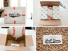 #Baseball #Birthday Surprise