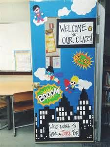 ... my teaching friends. Decorating your door is too much fun to pass up