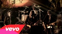 Kings Of Leon - On Call. Caleb looks a bit creepy in this video, but love love love this song!