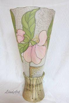 Linduschka / Stolná lampa Magnolia