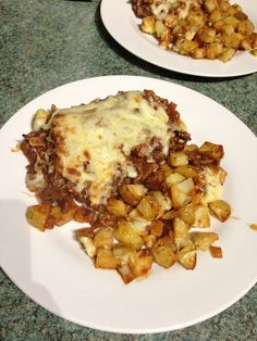 Slimming World Syn Free Cheesy bolognese and potato bake Freezer Burn, Syn Free, Muffin Top, Bolognese, Slimming World, My Recipes, Potatoes, Meals, Chicken