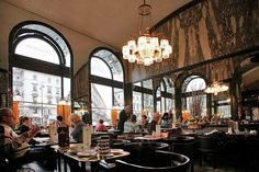 A Quick Guide to the Vienna Coffee Houses!