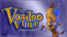 'Voodoo Vince Remastered' brings the bayou to Xbox April 18th