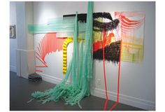 Installation by Kim Hennessy