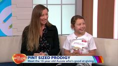 """""""Meet the who's making a name for herself in the charity circles! Citizenship Education, Morning Show, 10 Year Old, The Fosters, Schools, Charity, Acting, Students, Teacher"""