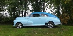 1947 Chevrolet Fleetline (MN) - $16,000 Please call Tim or Alicia @ 507-723-4121 to see this car.