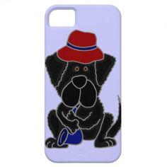 Black Newfoundland Dog Playing Saxophone iPhone 5 Cases #Newfoundlands #dogs #funny #iphone5 #case #music #saxophone #pets