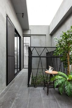 "Love this metal ""fence"""