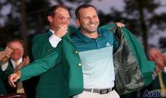 Garcia takes golf major title at last…
