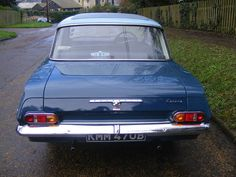 Vauxhall PB Cresta 3.3 very rare. (1964) (picture 3 of 6)