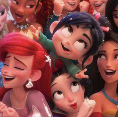 Drawing Love Kiss Disney Princess 37 Ideas For 2019 Disney Princess Pictures, Disney Princess Drawings, Disney Princess Art, Disney Pictures, Disney Drawings, Disney Art, Disney Movies, Vanellope Y Ralph, Vanellope Von Schweetz