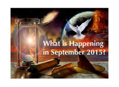What is Happening in September 2015?